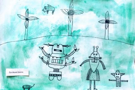 Robotí rodinka