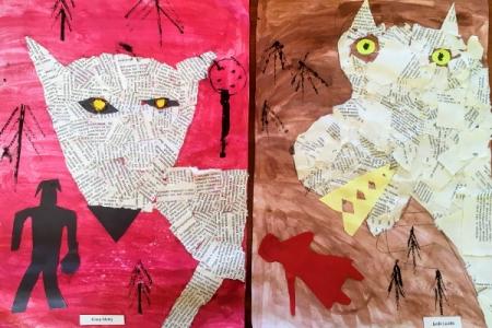 Karkulka a vlk