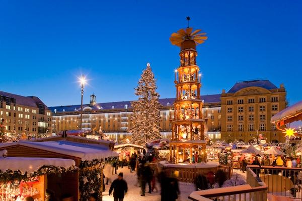 Německé Weihnachten