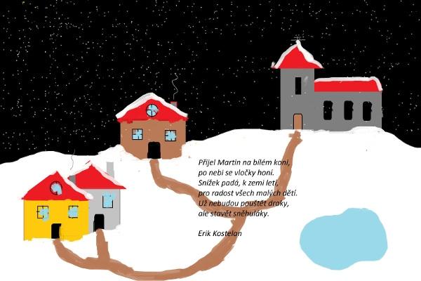 Sněhulák Vločka
